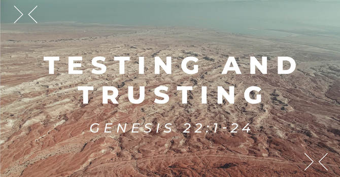 Testing And Trusting