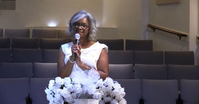 Women of God Facing the Unimaginable While Imagining the Possible | 11 A.M. | Mrs. Pha Patrick