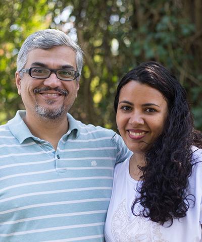 Rodrigo & Mari Justino