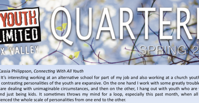 Quarterly | Spring  2019 image
