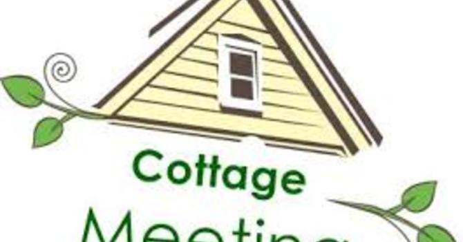 March Cottage Meetings image