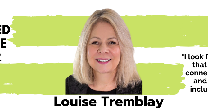 Louise Tremblay appointed new ED for Seniors Come Share Society