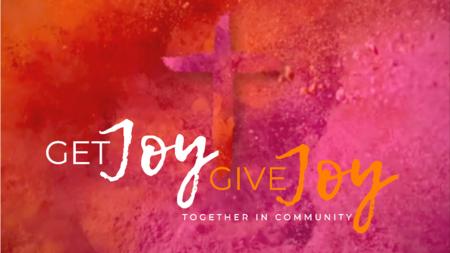 Get Joy Give Joy