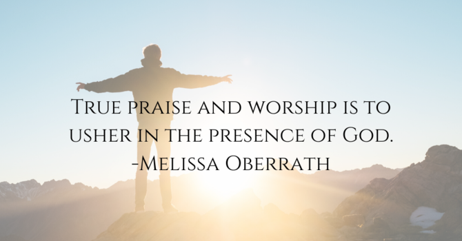 Biblical Expressions of Praise
