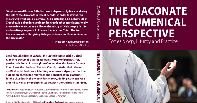 New Book on the Diaconate image