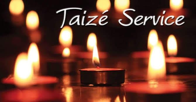 Taizé Worship