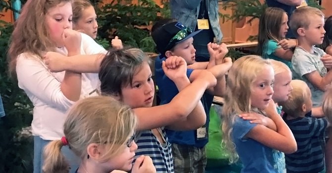 St. Philip's, Westlock Hosts Wet 'n Wild VBS