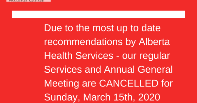 AGM CANCELLED image