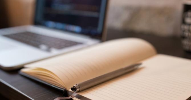 Shekinah Blog: Letters to God image