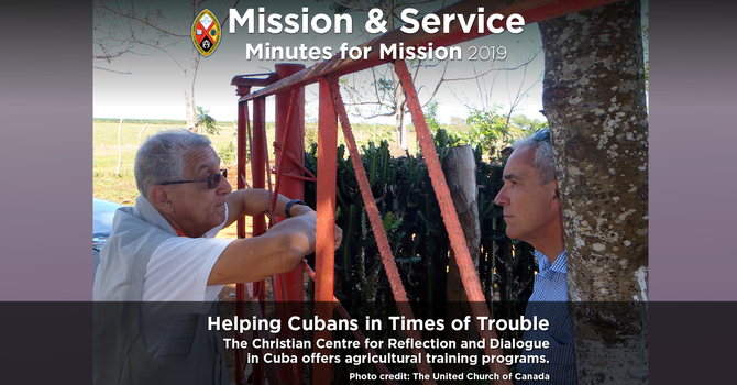 Minute for Mission: Helping Cubans in Times of Trouble image