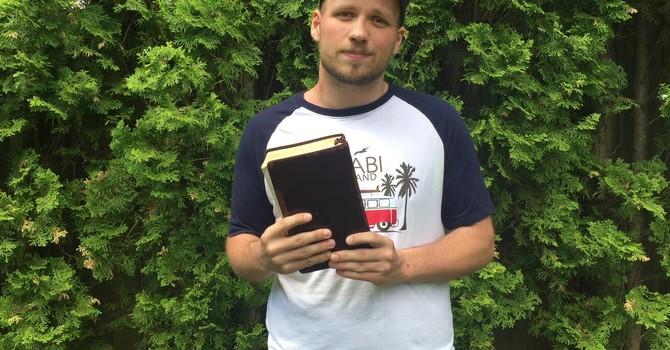 Reading Scripture image