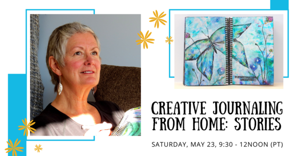 Creative Journaling from Home: Stories
