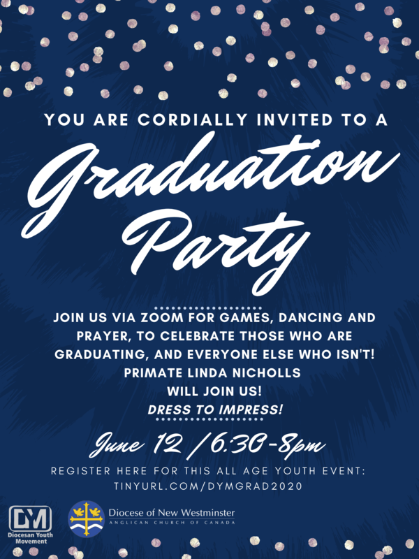 Online Graduation Party for Diocesan Youth
