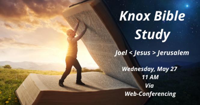 Knox Bible study