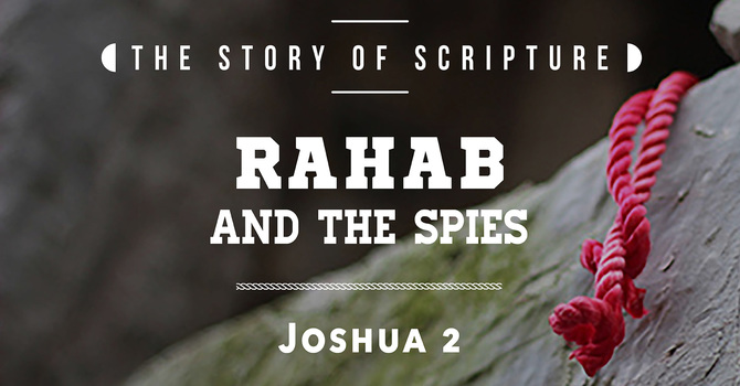 Rahab and the Spies