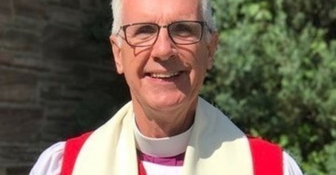Ascension Day with Bishop Charlie image