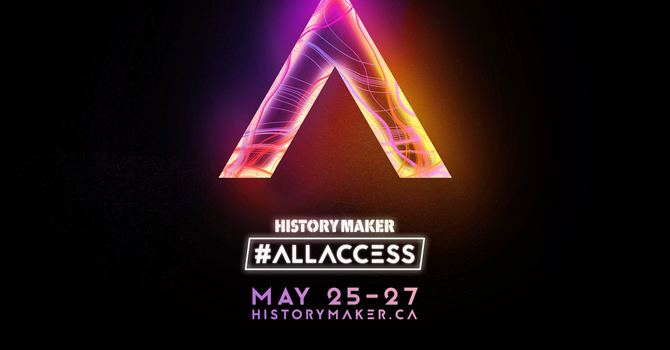 HM 2018 is themed #allacces image