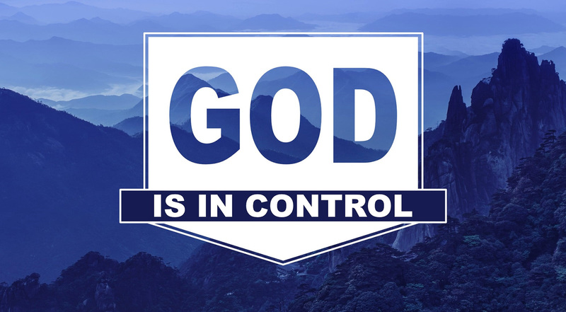 God is in Control - 2