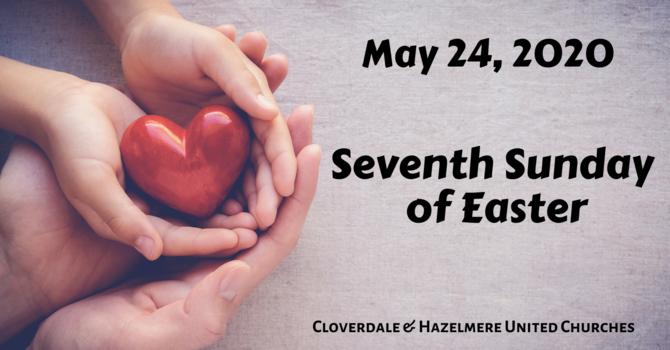 May 24, 2020 Worship Service image