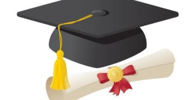 High School Senior Recognition - Sunday, May 31