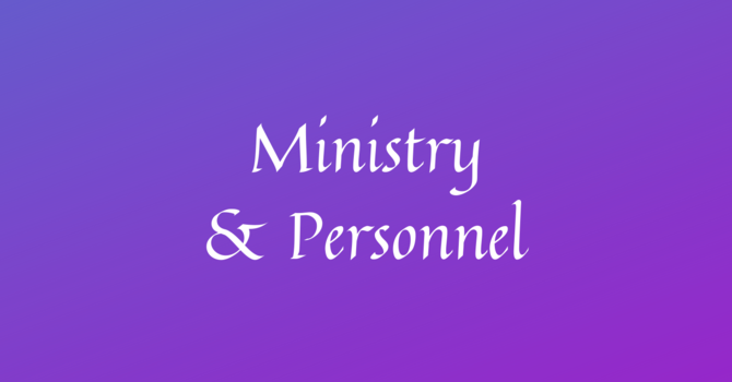 Ministry & Personnel