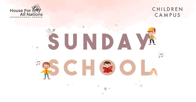 Sunday School (Grade 1-6)
