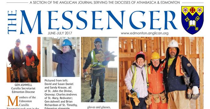 The Messenger June-July, 2017 image