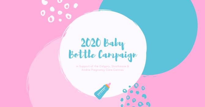 Baby Bottle Fundraiser 2020