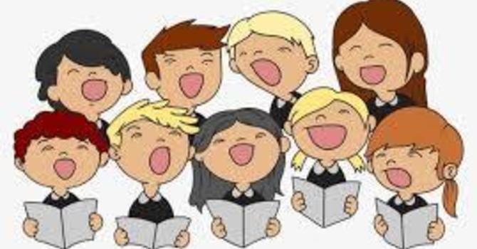 Virtual Choir Hymn Singalong each Thursday image