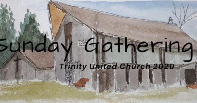 Sunday Gathering - May 24 image
