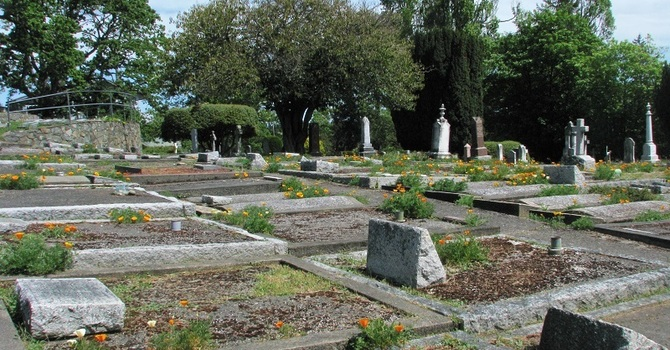Open House/Cleanup at St. Luke's Cemetery