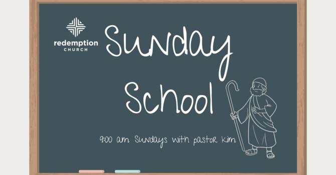 Sunday School - K to Grade 4