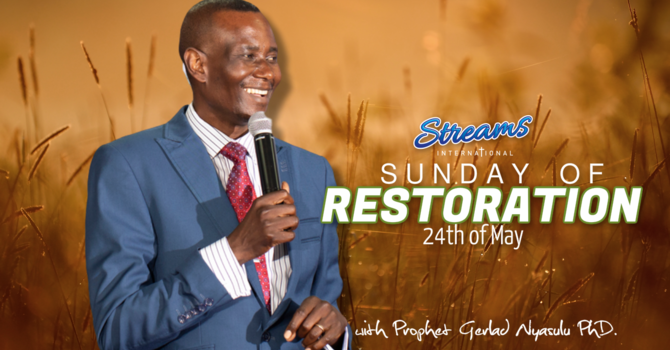 Sunday of Restoration