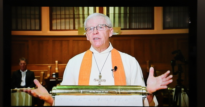 Sunday Worship Streamed Online