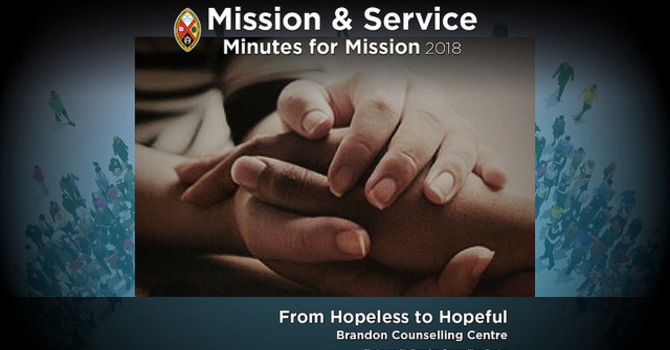 Minute for Mission: From Hopeless to Hopeful image