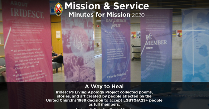 Minute for Mission: A Way to Heal image