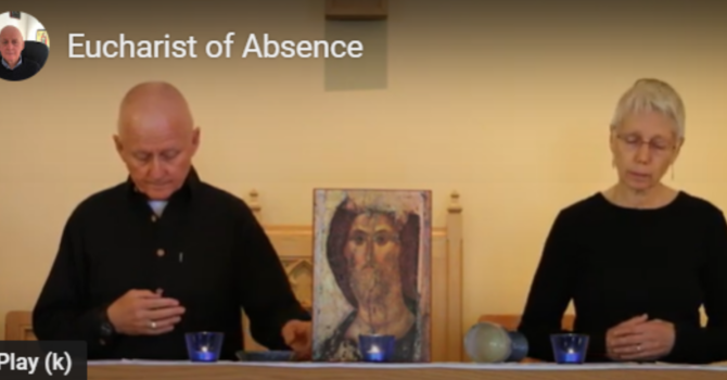 Eucharist of Absence image