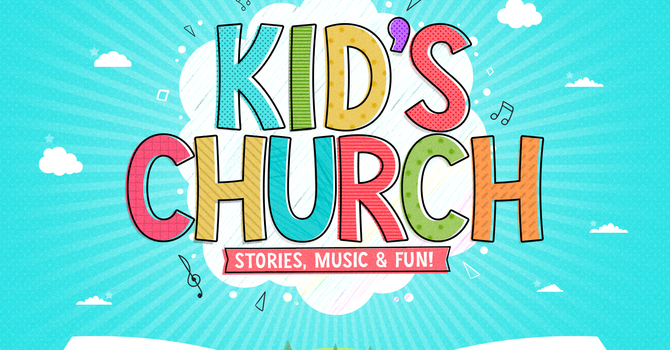 Weekly KID'S CHURCH