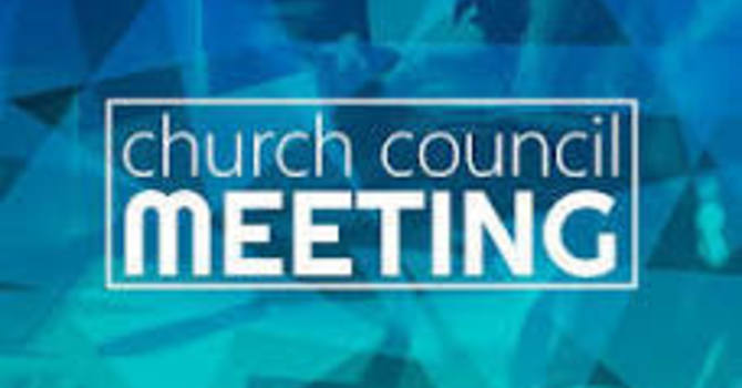 Church Council Meeting
