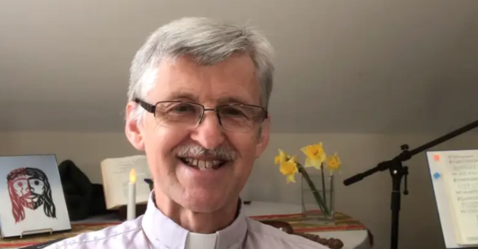 Andrew's Message for Easter & Pentecost Seasons