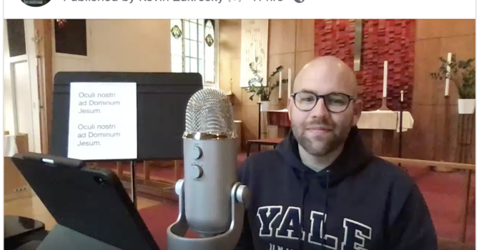 Taizé Services Live on Facebook Now image
