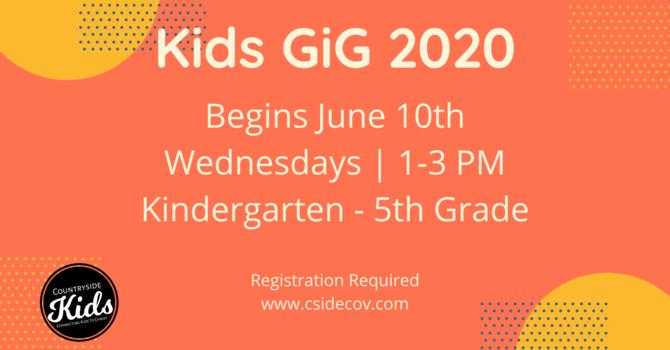 Kids GIG 2020