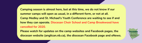 Wondering about summer camps?