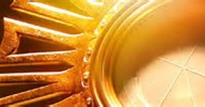 Adoration du Saint Sacrement - Adoration of the Blessed Sacrament image