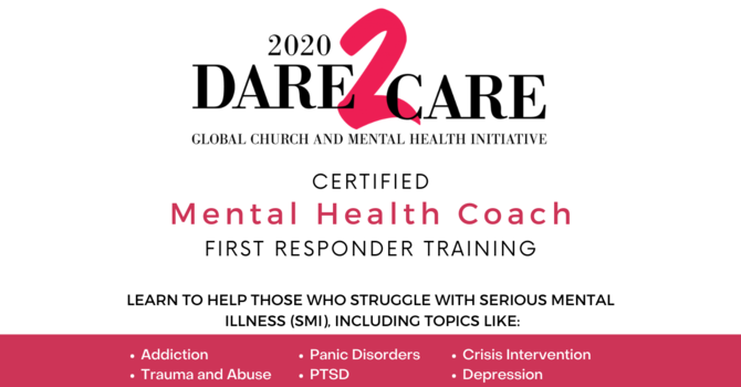 Mental Health Coach Training image