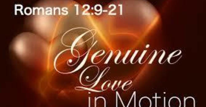 羅馬書 十二 9-21