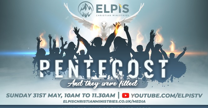 Pentecost Sunday | 'And They Were Filled' (2020)