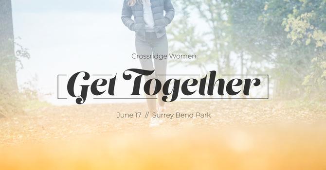 CRWomen Get Together