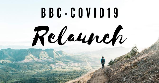 COVID 19: Church Relaunch