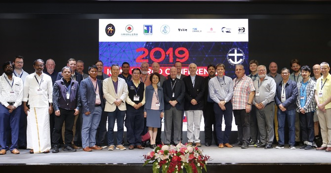 ICMA conference Taiwan  2019 image